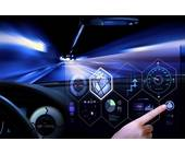 Auto kommuniziert via 5G