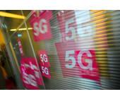 Bei 5G dominieren drei Ausrüster den Markt