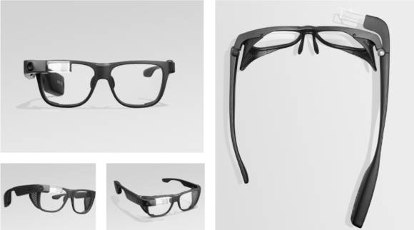 Die Google Glass Enterprise Edition 2 aus allen Perspektiven