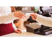 Kartenzahlung an der Kasse