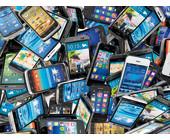 Smartphones Sammlung