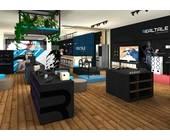 Multi-Brand-Store von Realtale