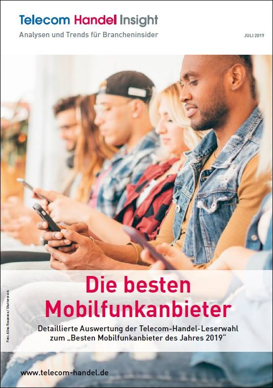 Neue Mobilfunkanbieter