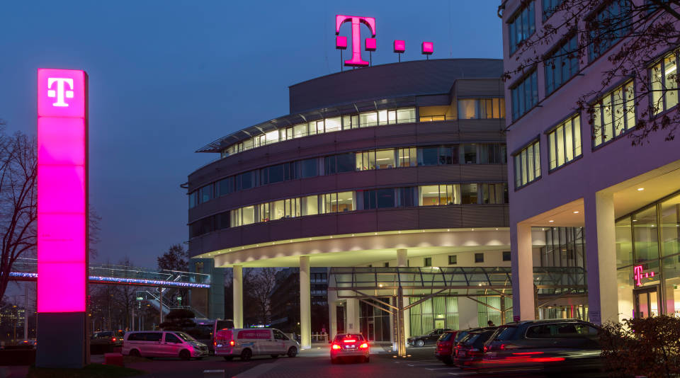 Telekom baut T-Systems weiter um - Bereiche werden aus Sparte gelöst