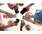 Smartphone-Nutzer