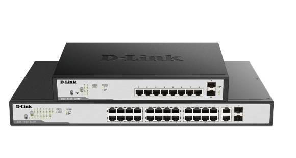 PoE-Switches von D-Link