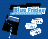 Blue Friday statt Black Friday