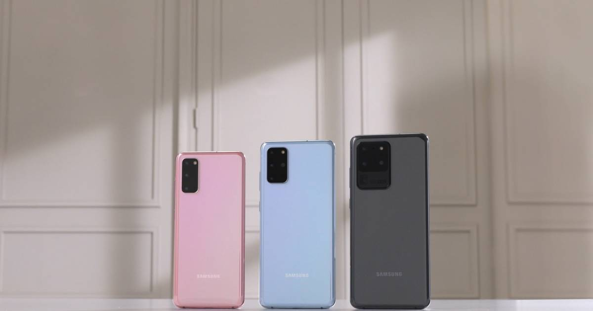 Galaxy S20-Serie und Z Flip: Die Samsung-Neuheiten in der Bildergalerie