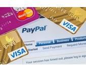 PayPal und Kreditkarten