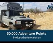 50.000 Adventure Points