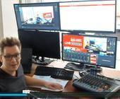 Vodafone Youstream Spezial Studio