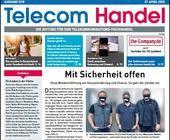 Cover der Telecom-Handel-Ausgabe 09-2020