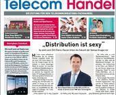Cover der Telecom-Handel-Ausgabe 17-2020