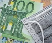 Euro und Maske