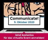 Communicate virtuell