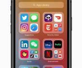 Apple App-Bibliothek