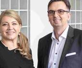 Karin Schaumberger und Michael Führlinger leiten seit dem Sommer die deutsche Emporia-Tochter in Frankfurt