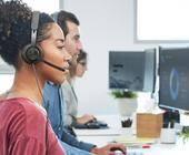 Office-Headset Zone Wired von Logitech