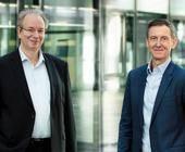 Ralf Koenzen (li.) und Uwe Neumeier