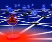 Hacker im Netzwerk