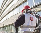 Vodafone rüstet sein Netz weiter auf
