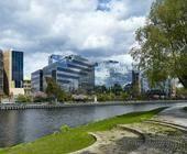 Die Unternehmenszentrale von Tele Columbus in Berlin