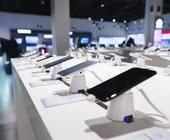 Smartphones im Shop