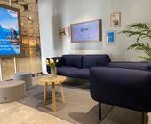 Der neue M-net Shop am Münchner Stachus