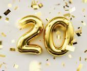 Jubiläum 20 Jahre