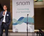 Gernot Sagl, CEO von Snom