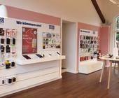 Luftiges Design im neuen Shop-Konzept von Marco Mitzlaff