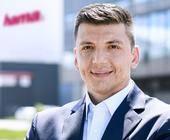 Hama-Geschäftsführer Christian Sokcevic
