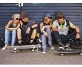 WhatsApp, Facebook, YouTube und MP3s: Schnelle Kommunikation und Unterhaltung sind für Teens wichtig