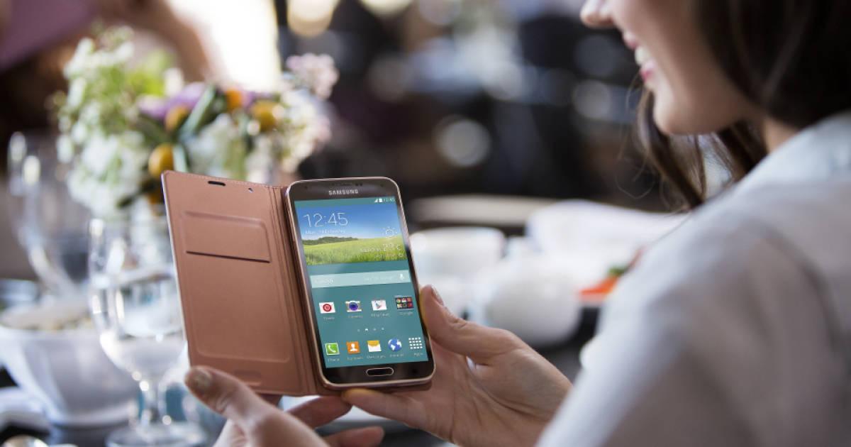 Cashback Samsung S5