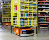 Amazon setzt auf Roboter-Helfer