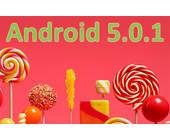 Google hat nun das erste Update für Lollipop veröffentlicht. Der Patch trägt den Namen Android 5.0.1 und ist als Factory Image für die Nexus-Tablets 7, 9 und 10 verfügbar.