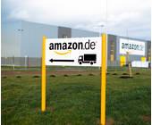 Logistikcenter von Amazon