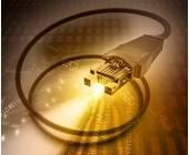 Ethernetkabel: Deutschland hinkt im Internet hinterher