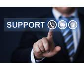 Support auf Knopfdruck