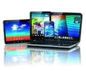 Laptop Smartphone Tablet