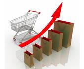 Konsumklima wieder positiv