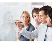 Schulung Business Geschaeftsleute