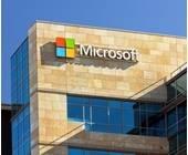 Microsoft-Zentral in Santa Clara