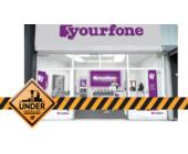 Yourfone: Bei den Partnershops geht es schleppend voran