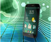 Daten auf dem Smartphone