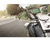 TomTom Rider in der Kurve
