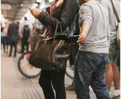 Diebstahl in der U-Bahn