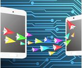 Daten für Smartphone und Tablet