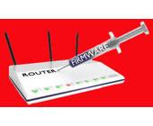 Sicherheitslücken in Routern