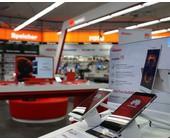 Huawei-Stand in Kökn